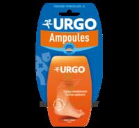 Urgo Ampoule Pansement seconde peau talon B/5 à BAUME-LES-DAMES
