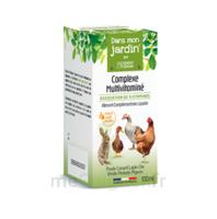 Clément Thékan Dans mon jardin Aliment complémentaire liquide complexe vitaminé Fl/100ml à BAUME-LES-DAMES