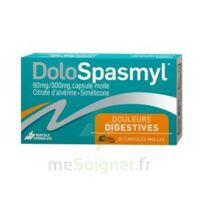 DOLOSPASMYL 60 mg/300 mg Caps molle Plq PVC/alu/20 à BAUME-LES-DAMES