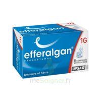 EFFERALGANMED 1 g Cpr eff T/8 à BAUME-LES-DAMES